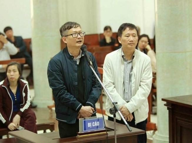Tuyên án PVP Land: Trịnh Xuân Thanh lãnh án chung thân