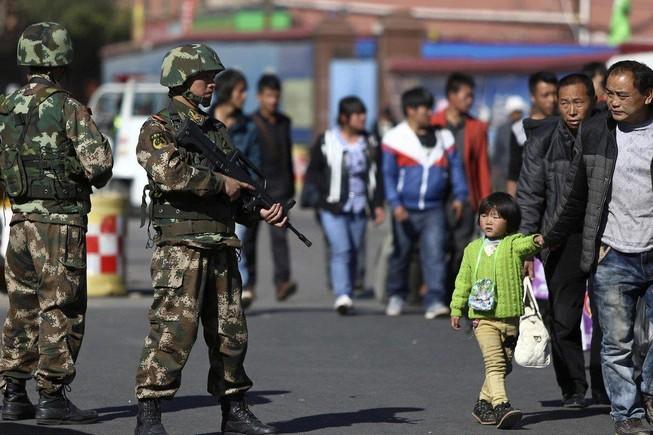 Trung Quốc bắt giữ gần 13.000 phần tử khủng bố từ 2014