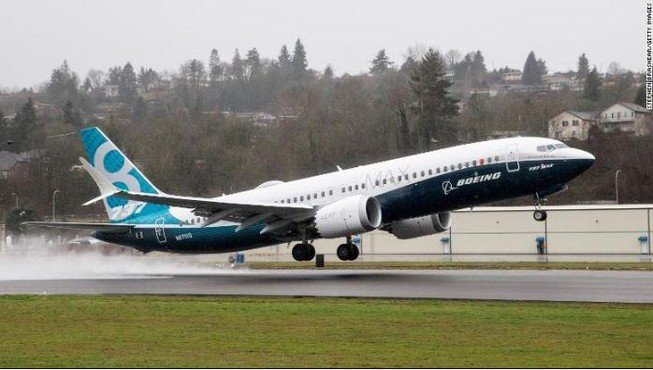 Tiết lộ mới về độ an toàn của Boeing 737 MAX