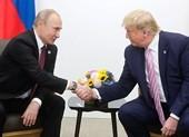Ông Putin: Nga sẽ làm tất cả để cải thiện quan hệ với Mỹ