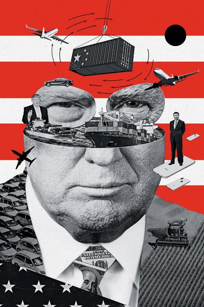 Ông Trump nhắm tới một trật tự thế giới mới gồm Mỹ, TQ và Nga