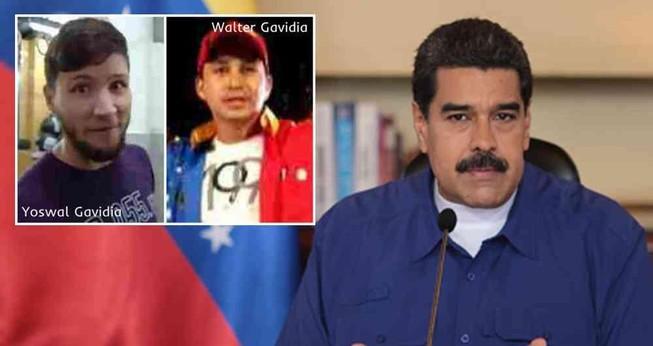 Con ông Maduro bị Mỹ áp lệnh trừng phạt