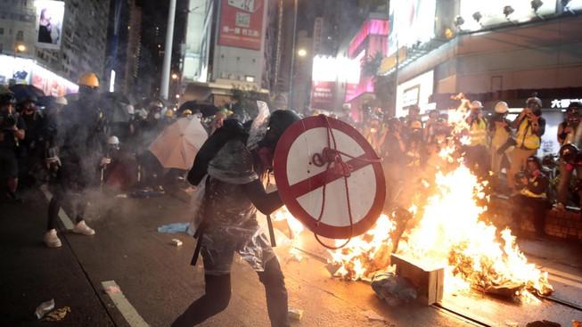 'Người biểu tình Hong Kong đã hết lý do để bạo loạn'