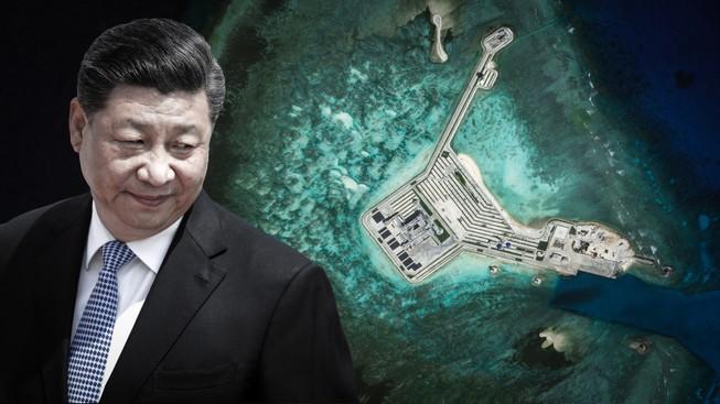 Philippines: Trung Quốc muốn ngăn bên thứ ba ra vào biển Đông