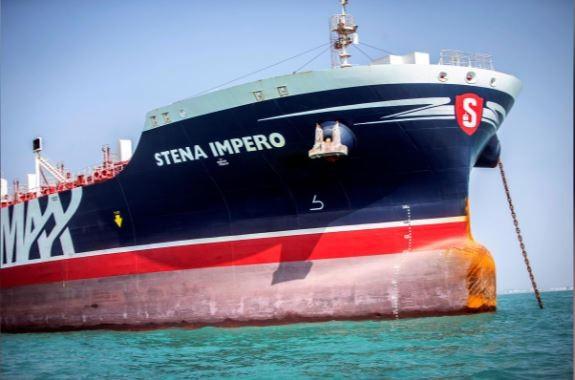 Iran sẽ thả tàu Stena Impero treo cờ Anh?