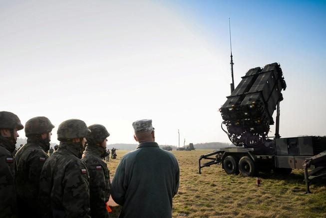 Mỹ triển khai tên lửa giúp Saudi Arabia phòng thủ trước Iran