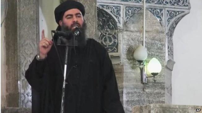 Thủ lĩnh IS đã bị quân Mỹ tiêu diệt?