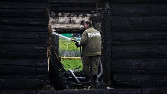 Nga: đồn trưởng cứu hỏa ... phóng hỏa để 'kiểm tra đơn vị'