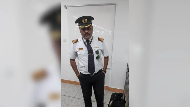 Chưa kịp lên máy bay thì bị bắt vì giả danh phi công