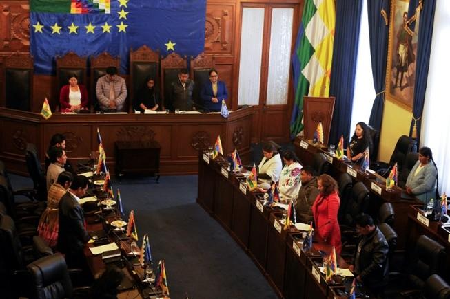 Thượng viện Bolivia hủy bỏ kết quả bầu cử của ông Morales