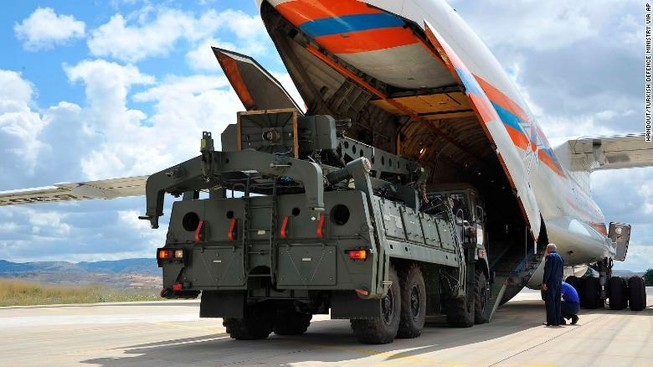 Thổ Nhĩ Kỳ sẽ hoàn tất thương vụ S-400 với Nga