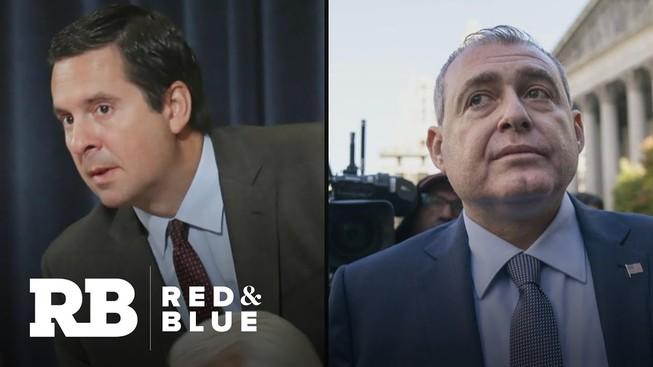 Luật sư ông Trump và lãnh đạo Ủy ban Tình báo có liên hệ nhau