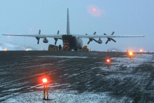Máy bay Chile chở 38 người mất tích trên đường đến Nam cực