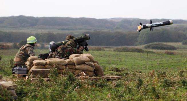Ukraine mua hệ thống tên lửa chống tăng của Mỹ