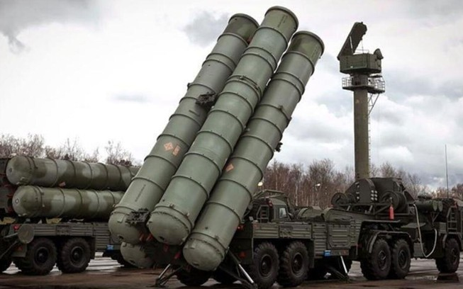 Nga công bố thời điểm thử tổ hợp S-500 thế hệ mới
