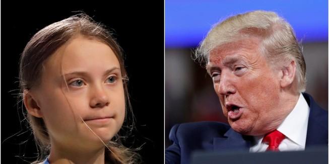 Nhà hoạt động 16 tuổi: Nói chuyện với ông Trump tốn thời gian