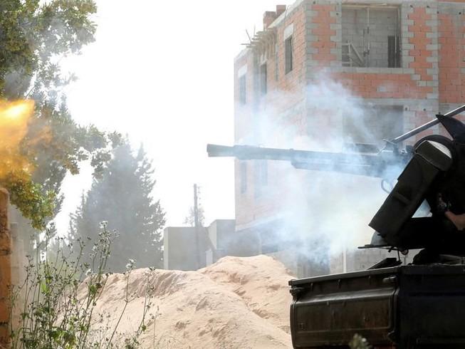 Ông Trump cảnh báo Thổ Nhĩ Kỳ về việc đưa quân sang Libya