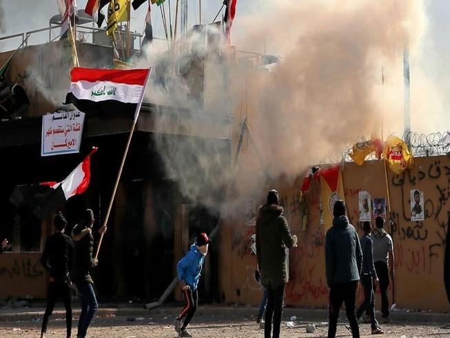 Bộ Ngoại giao Mỹ kêu gọi công dân rời Iraq ngay lập tức