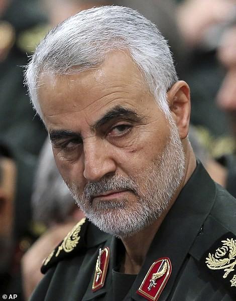 Iran kêu gọi lên án Mỹ sau cái chết của tướng Soleimani