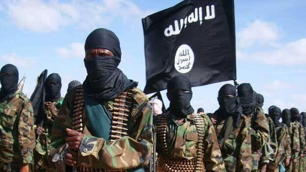 Một toán lính IS