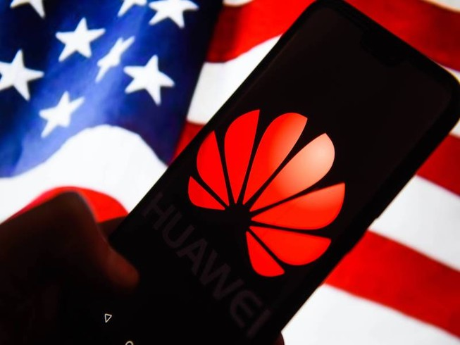 Mỹ ra dự luật ngăn chặn sự xâm nhập của Huawei