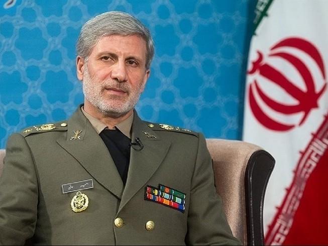 Bộ trưởng Quốc phòng Iran Amir Hatami tuyên bố việc tấn công căn cứ Ayn al-Asad là hành động cần thiết và cấp bách. Ảnh: TASNIM