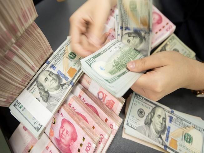 """Trung Quốc được Mỹ đưa ra danh sách đen """"thao túng tiền tệ"""". Ảnh: AFP"""