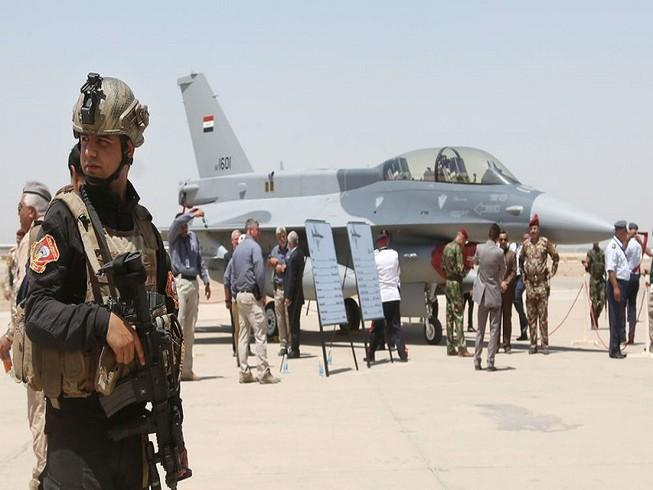 Mỹ sẽ cắt viện trợ quân sự cho Iraq nếu bị buộc rút quân khỏi nước này. Ảnh: SPUTNIK