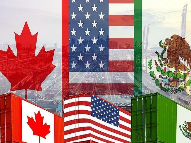 Hiệp định thương mại Mỹ-Mexico-Canada (USMCA) đã được Quốc hội Mexico và Mỹ lần lượt thông qua. Ảnh: FOX NEWS