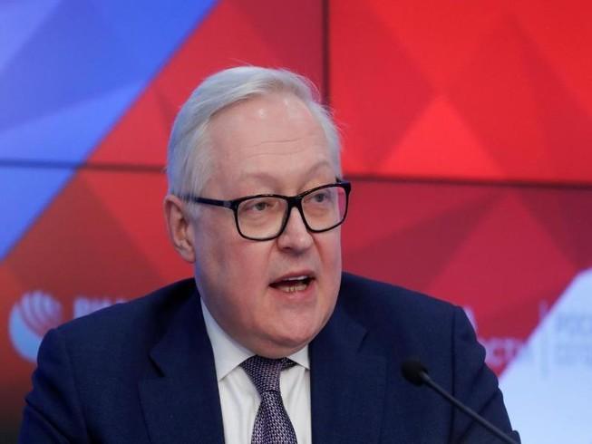 Thứ trưởng Ngoại giao Nga Sergei Ryabkov. Ảnh: Sputnik