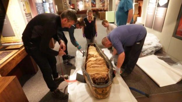 Tái hiện giọng nói của xác ướp Ai Cập 3.000 tuổi