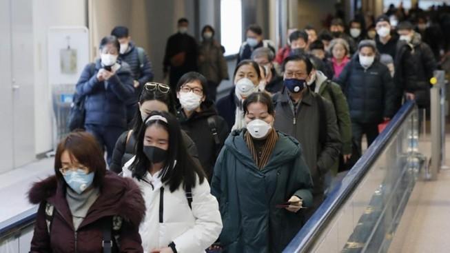 Mỹ sơ tán nhân viên lãnh sự tại Vũ Hán do virus viêm phổi