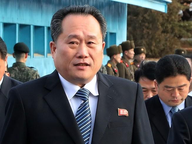 Ông Ri Son-gwon, Bộ trưởng Ngoại giao mới của Triều Tiên. Ảnh: CSIS