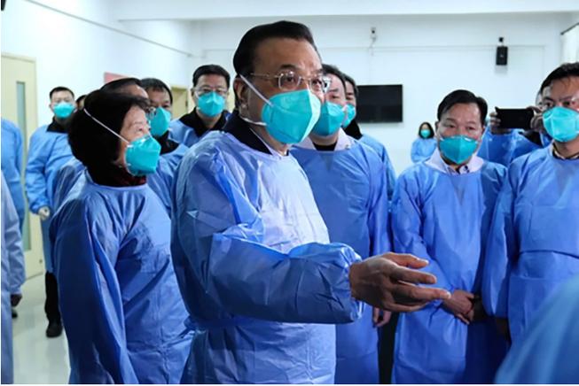 Virus Corona: Thủ tướng TQ trực tiếp chỉ đạo chống dịch