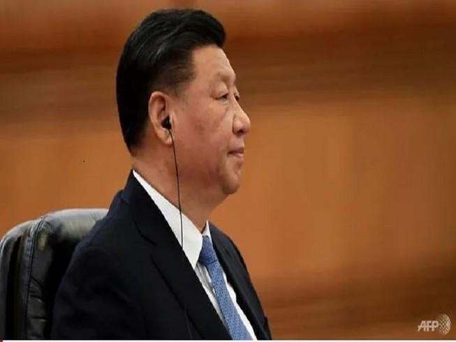 Chủ tịch Trung Quốc Tập Cận Bình khẳng định nước này đang trong tình trạng nguy hiểm do virus corona mới. Ảnh: AFP