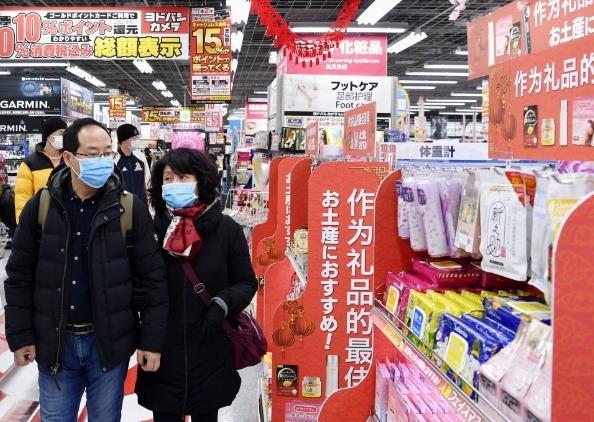 Nhật Bản: Nghi nhiễm corona từ người sang người