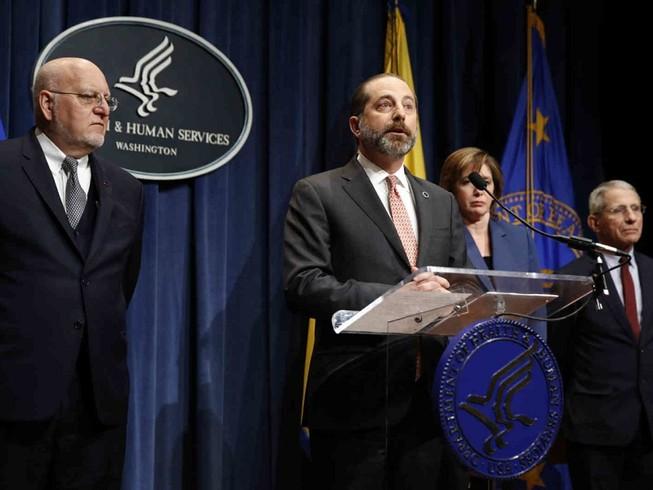 Trung tâm Kiểm soát và phòng ngừa dịch bệnh Mỹ khuyến cáo công dân không đến Trung Quốc vì 'virus Vũ Hán'