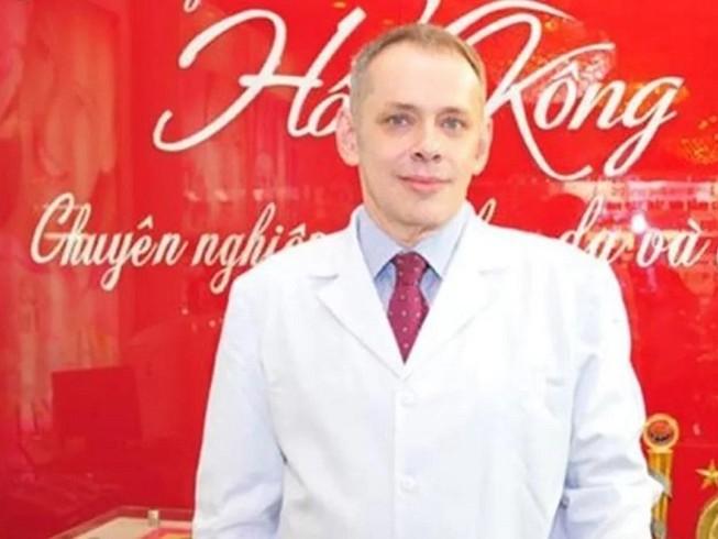 Bác sĩ Úc Boris Kunsevitsky bị tuyên phạt 35 năm tù với 59 tội danh khác nhau. Ảnh: SCMP