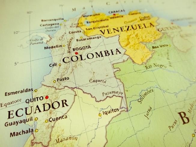 Colombia từ chối nối lại quan hệ ngoại giao với Venezuela. Ảnh: GETYY IMAGES