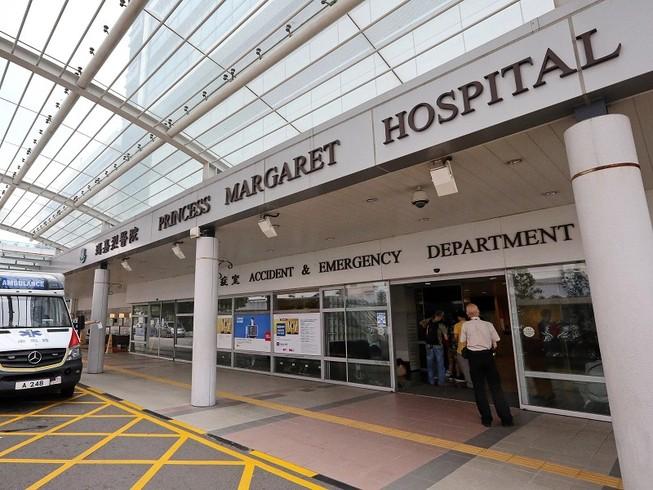 Một bệnh nhân nhiễm virus nCoV tại Bệnh viện Princess Margaret, Hong Kong đã tử vong sáng 4-2. Ảnh: SCMP