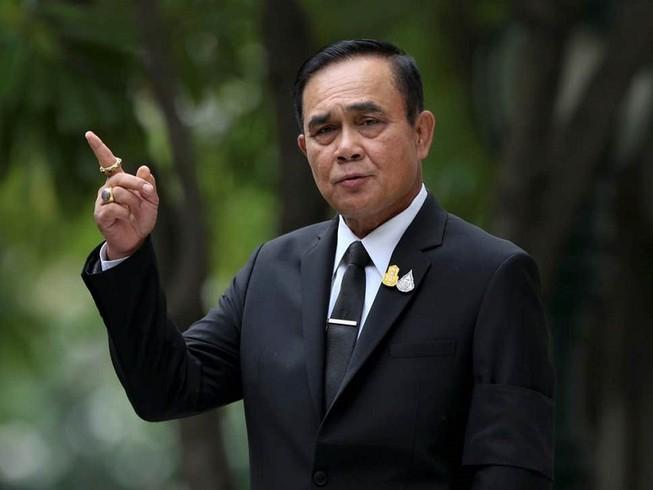 Thủ tướng Thái Lan Prayut Chan-O-cha cho vụ binh sĩ xả súng giết 29 người là vụ việc chưa từng có tại nước này. Ảnh: REUTERS