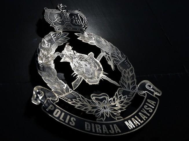 Cảnh sát Malaysia đang điều tra vụ rò rĩ thông tin mật về virus COVID-19. Ảnh: MALAY MAIL