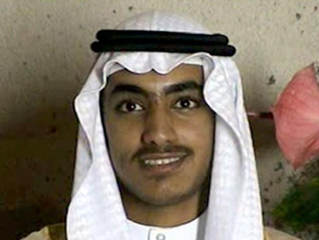 Hamza bin Laden, con trai của Osama bin Laden, luôn là mục tiêu tiêu diệt hàng đầu của Tổng thống Mỹ Donald Trump. Ảnh: STRIPES