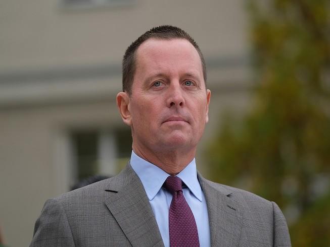 Đại sứ Mỹ tại Đức Richard Grenell sẽ vào giữ chức Quyền Giám đốc Cơ quan tình báo quốc gia Mỹ. Ảnh: GETTY IMAGES