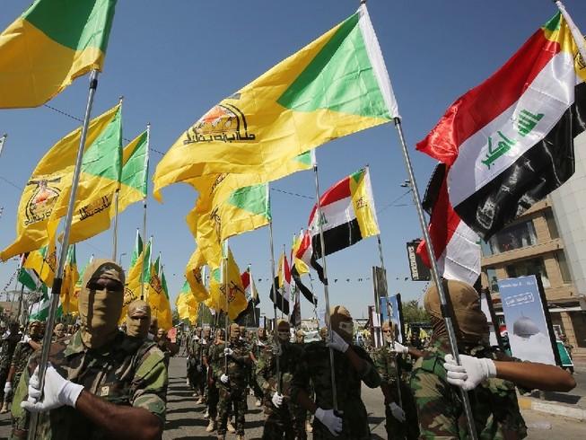 Thủ lĩnh Ahmad Al-Hamidawias của lực lượng Kata'ib Hezbollah bị Mỹ liệt vào danh sách phần tử Khủng bố toàn cầu đặc biệt (SDGT). Ảnh: AFP
