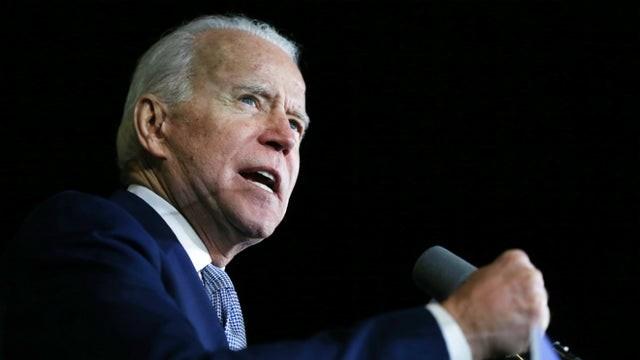 Ứng cử viên tổng thống Joe Biden. Ảnh: GETTY IMAGES