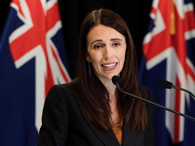 Thủ tướng New Zealand, bà Jacinda Ardern khẳng định New Zealand sẽ có những biện pháp phòng dịch nghiêm ngặt nhất. Ảnh: AFP