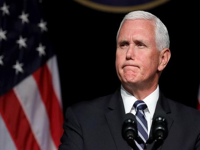 Văn phòng Phó Tổng thống Mỹ Mike Pence xác nhận một nhân viên nhiễm COVID-19. Ảnh: GETTY IMAGES