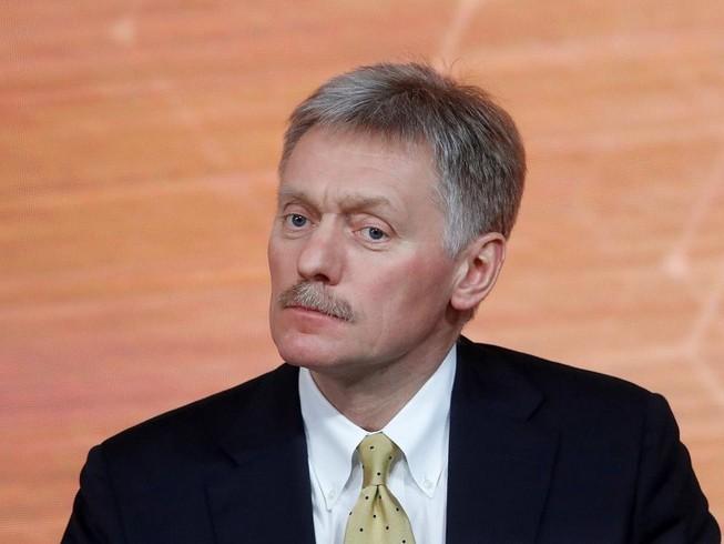 Người phát ngôn Điện Kremlin, ông Dmitry Peskov cho biết Nga không toan tính gì khi hỗ trợ Ý chống đại dịch COVID-19. Ảnh: REUTERS