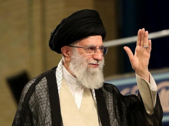 Lãnh tụ Tối cao Iran - Đại Giáo chủ Ali Khamenei. Ảnh: REUTERS